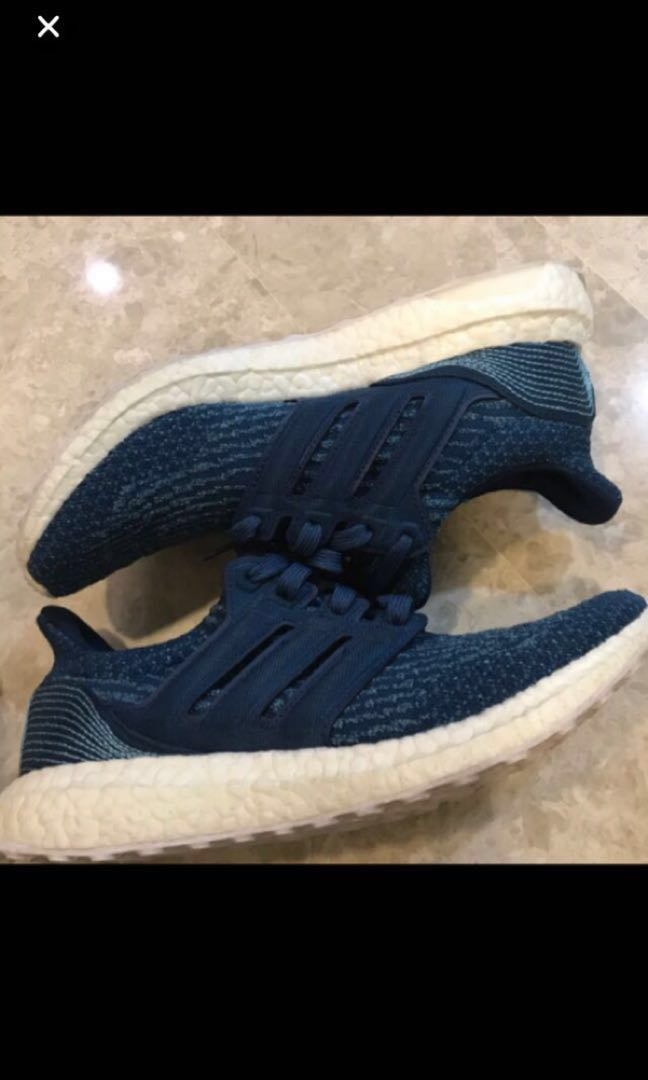 cheap for discount 32e58 f1423 Parley Ultraboost, Mens Fashion, Footwear, Sneakers on Carou