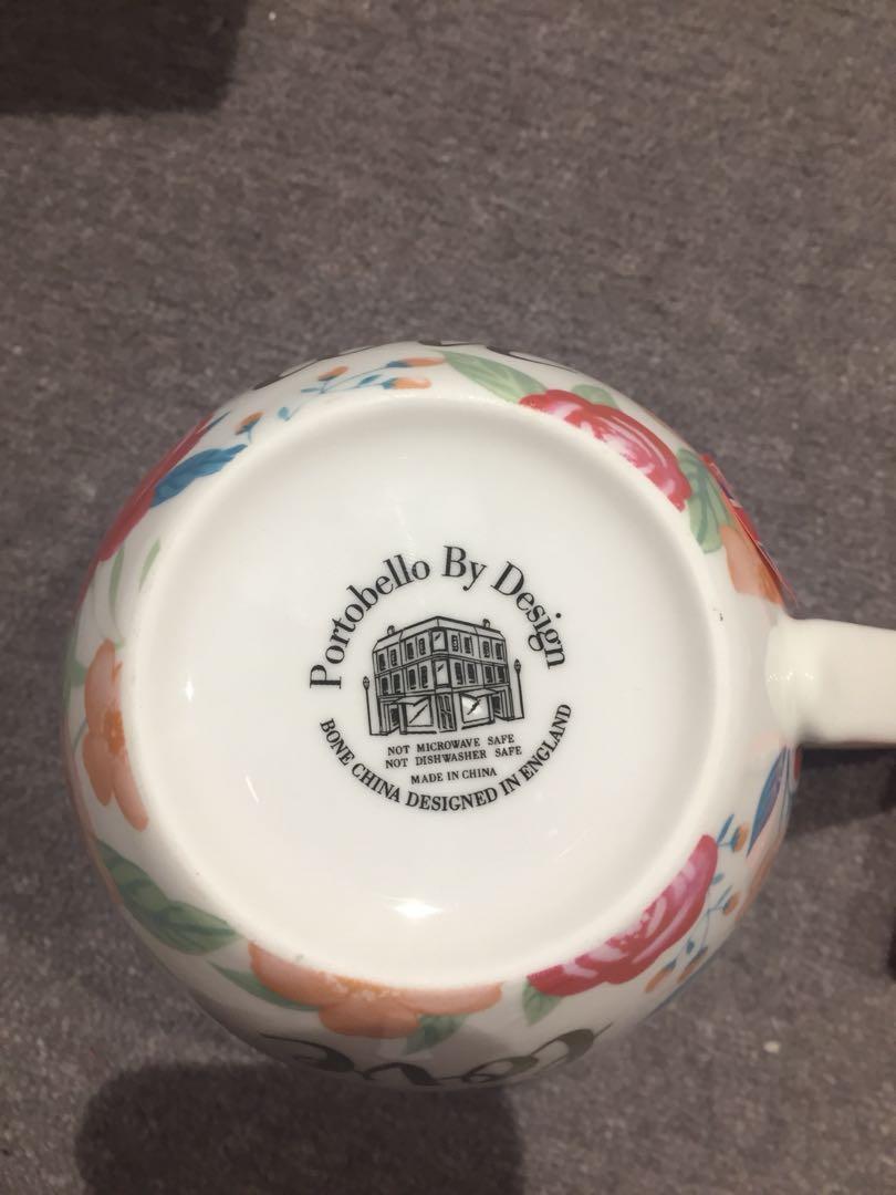 Portobello by design mug
