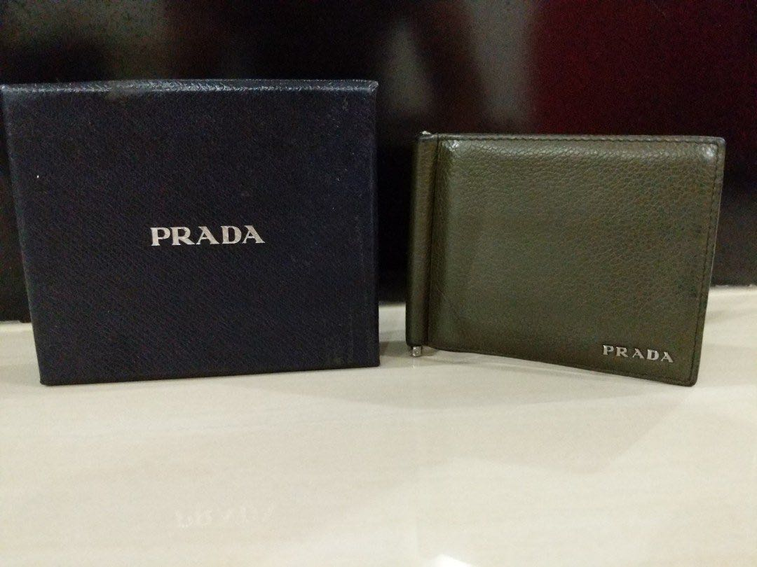 6cef55f9d283 ... cheap prada mens wallet money clip mens fashion bags wallets wallets on  carousell 47199 4babb reduced ...