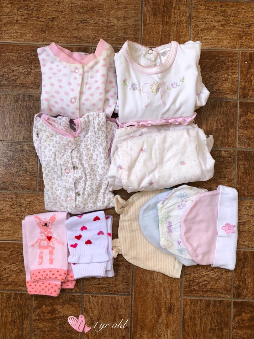 6ab0ac94 Preloved baby clothes bundle, Babies & Kids, Babies Apparel on Carousell