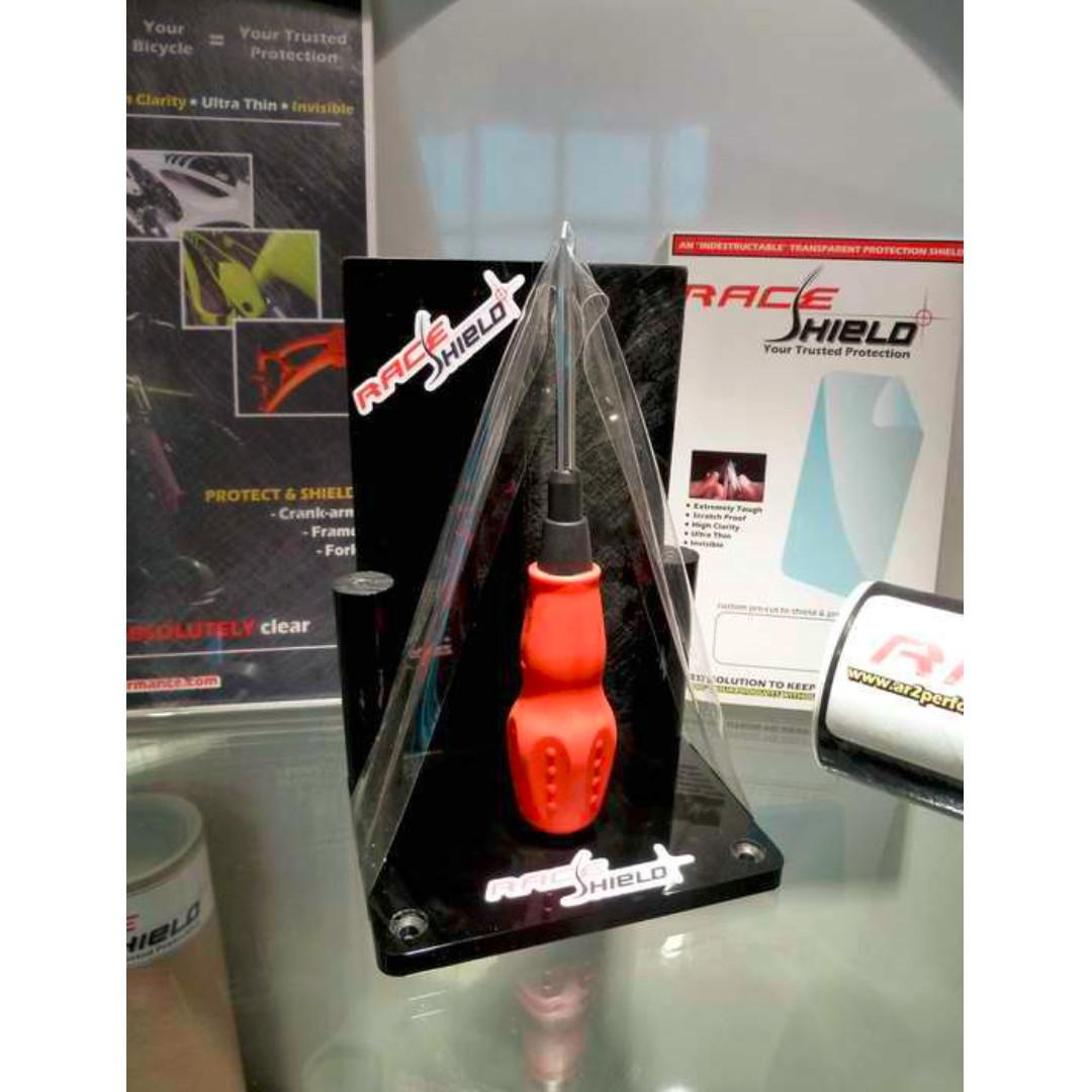 RACEshield for Road Frame (Full) *Authentic*