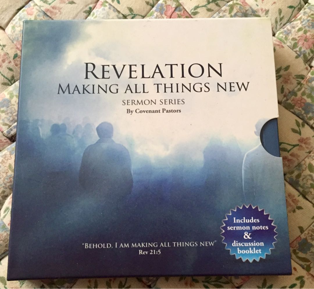 Revelation sermon series by Covenant Pastors