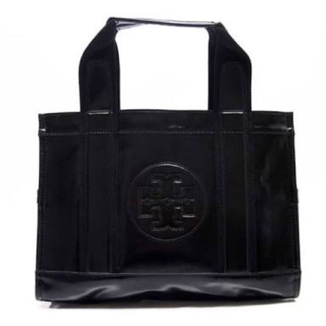 9438b15acb6f Sale!!!! Authentic Tory Burch Patent Tote bag