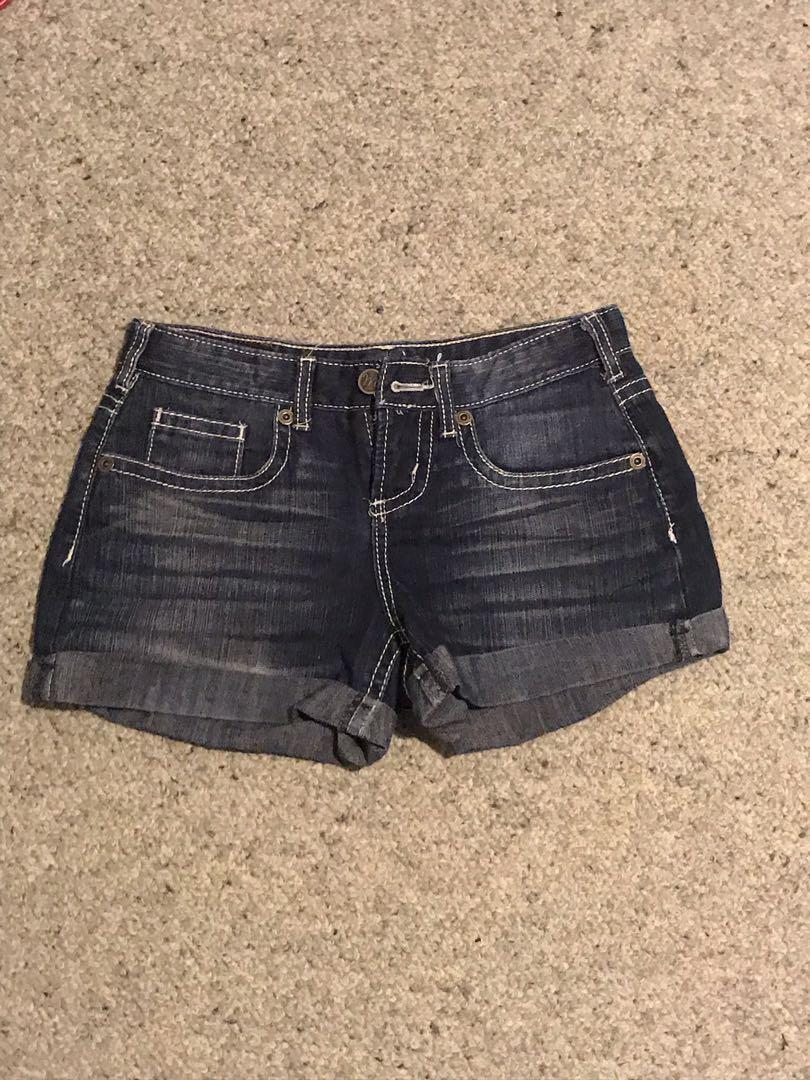 Shorts, skirt and pants