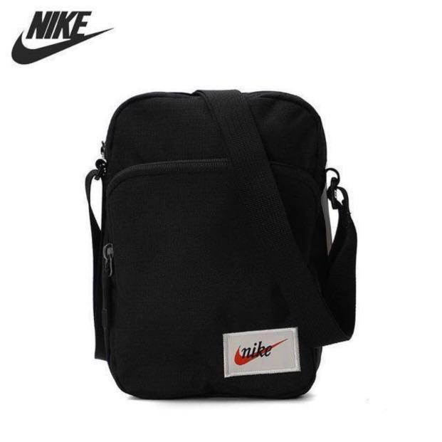 8959a4080 sold) Nike Heritage Crossbody sling bag, Men's Fashion, Bags ...