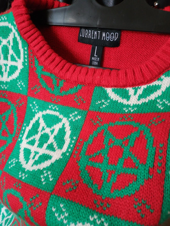 Sweater Pentagram