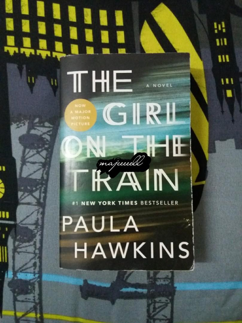 The Girl On the Train by Paula Hawkins (Secondhand Book)