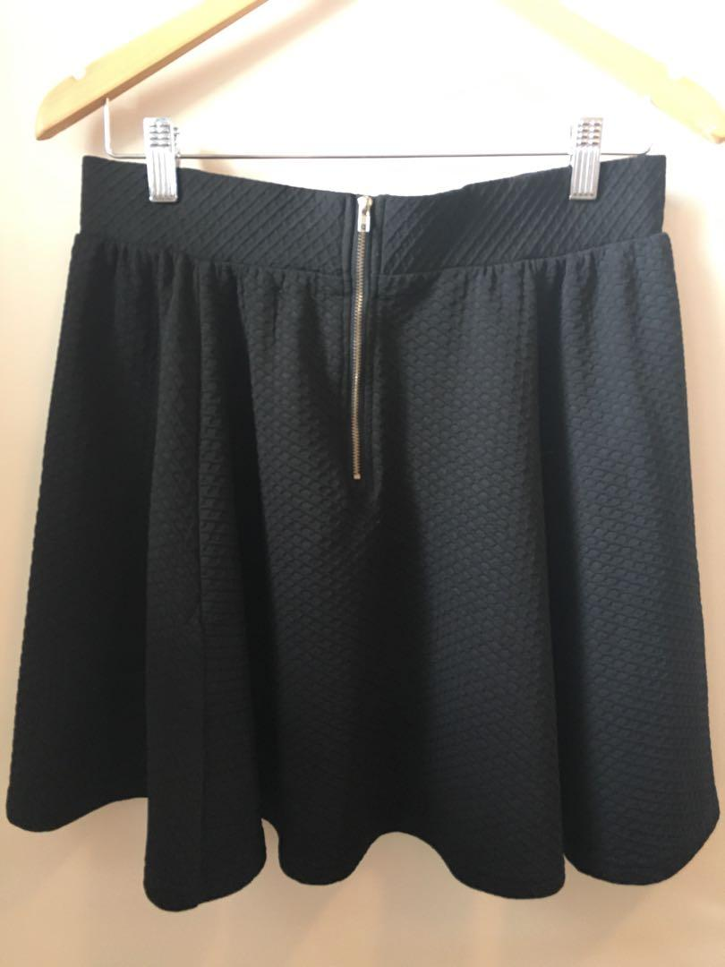 The Perfect Little Black Skirt Size 12