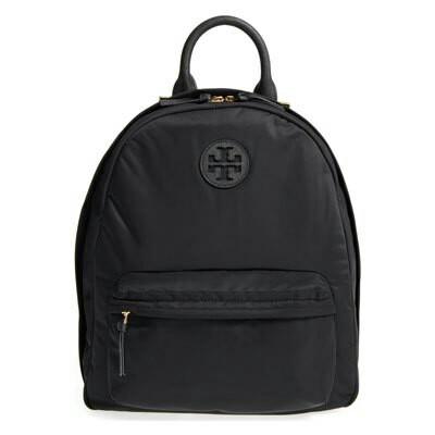8029e3e075a7 Tory Burch Ella Nylon  40945 Backpack black ...