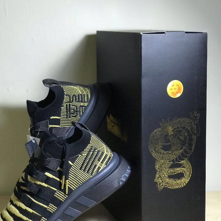 93c77dbdb42 UK9 9.5  adidas Dragonball Z EQT Support Mid ADV Primeknit Shoes ...