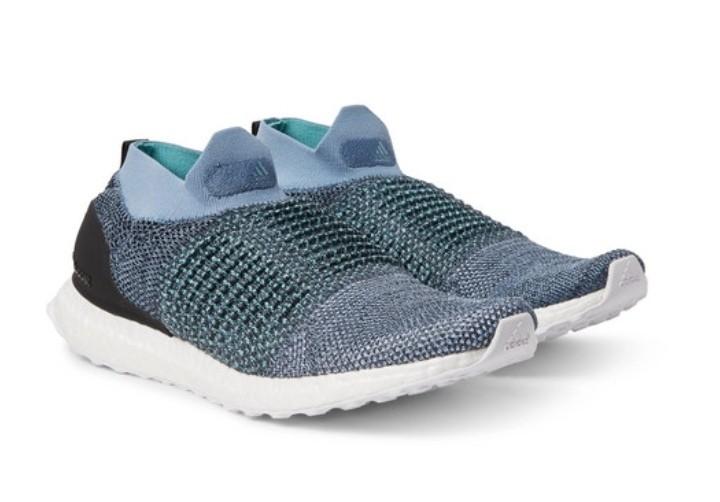 Adidas Ultraboost Laceless Parley Men S Fashion Footwear Sneakers