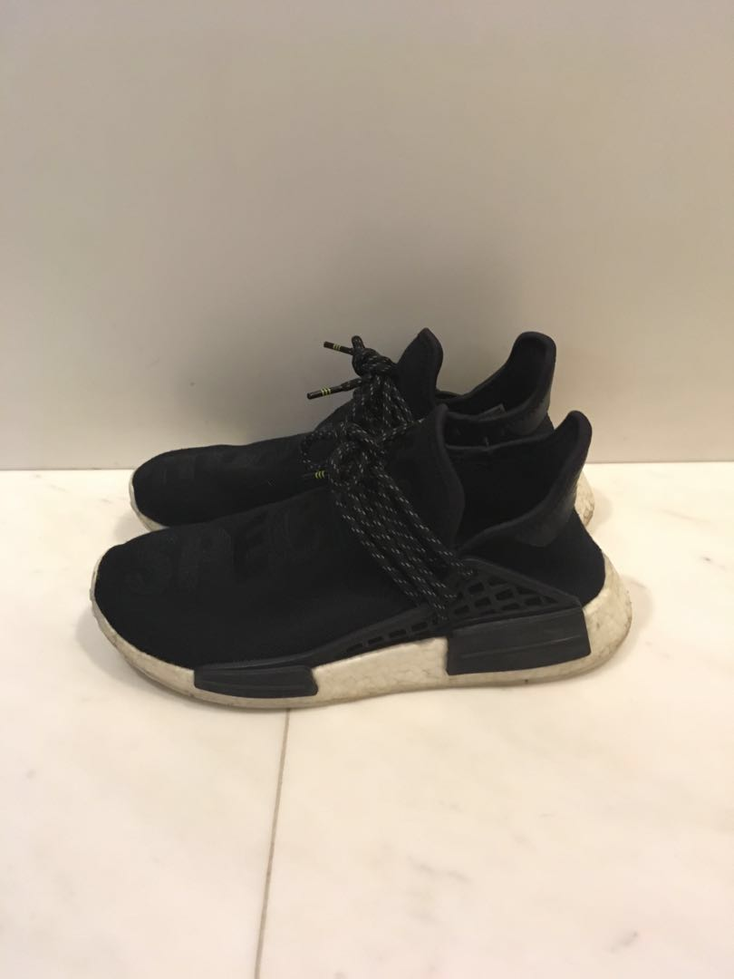 7ea64c5332983 US7.5) Adidas Pharrel Williams Human Race (Species) Nmd OG black ...