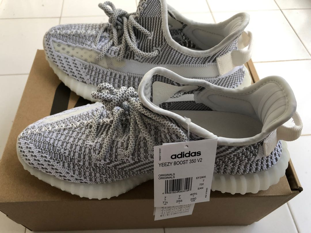 outlet store 7ed8d dab76 Yeezy Boost 350 V2 Static EF2905, Men s Fashion, Footwear, Sneakers ...