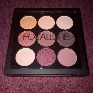 Focallure Eyeshadow Pallete