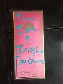 Peace, Love and Juicy Couture eau de parfum