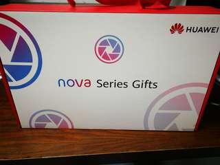 HUAWEI Nova Gifts Headphone and Thermos Cup