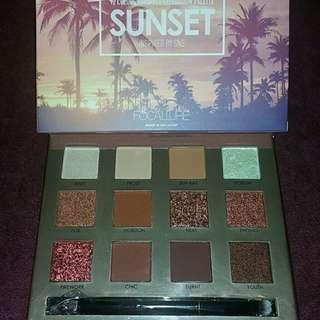 Focallure SUNSET Eyeshadow Pallete