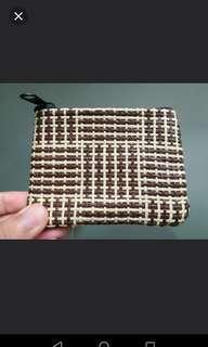 [NEW] Cute Small Purse - Knit/Weaved Pattern Straw Purse 2.0