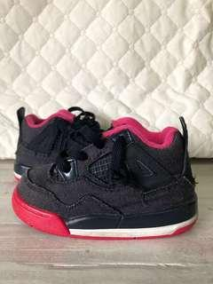 Jordan 4 IV for Baby or Toddler 6C