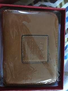 Anello brown wallet