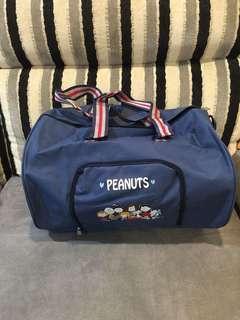 🚚 全新史努比超大旅行袋