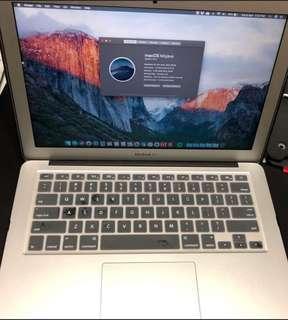 """Macbook air 13"""" 2015 model"""