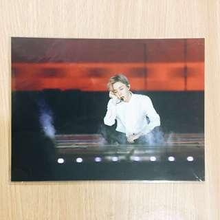 [ONHAND] BTS JHOPE WINGS TOUR BLURAY OFFICIAL POSTCARD