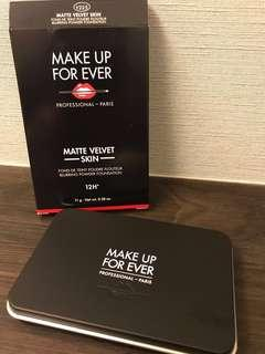 🚚 Make up for ever 柔霧空氣粉餅