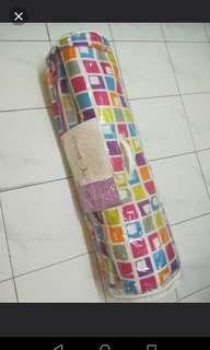 High Quality Mattress - Handyroll - foldable - rollable - cover removable 2.0