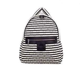 Coco chanel nylon backpack 33x37x13 cm