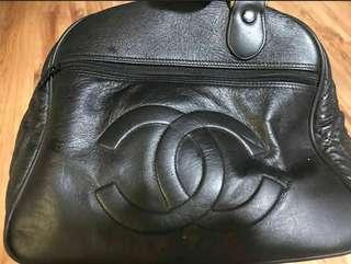CC Logo Quilted Bag