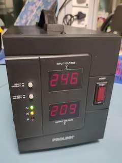 Prolink Auto Voltage Regulator (AVR) PVR-2000D
