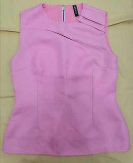 Used pink top