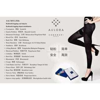 Aulora kodenshi pants (L size ready stock)
