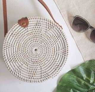 Authentic Rattan Bags
