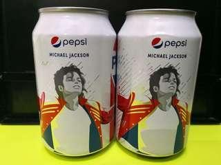 全新Michael Jackson百事可樂(可議價)