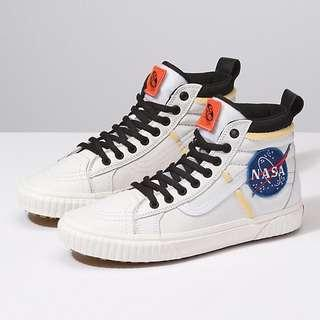 Vans x NASA Voyager Sk8-Hi MTE