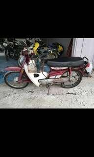 Honda c70 gboj