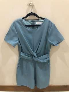 c3a6330cb5d Love Bonito Loxene Vest Playsuit