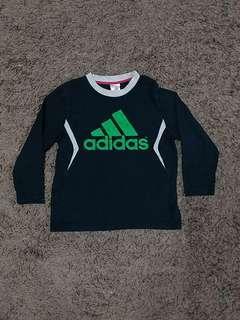 Adidas long sleeve kida