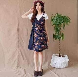 Batik dress new harga distributor! 110.000