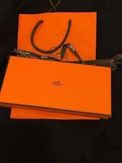 #Milan12 Hermes Wallet azap silk wallet long