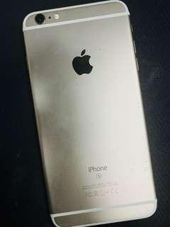 Iphone 6s plus 64GB 壞靜音鍵