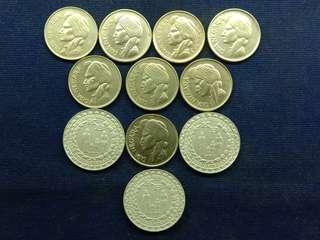 koin mahar 19 rupiah