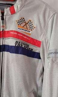 Original Komine Motorcycle Jacket