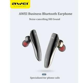 Awei N1 Wireless MultiPoint Bluetooth Headset