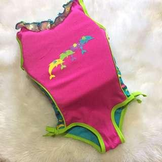 Floater swimsuit one piece