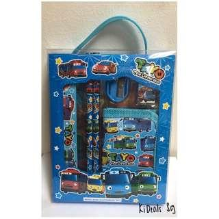 NEW DESIGN TAYO BUS Kids Birthday Goodie Bag with wallet