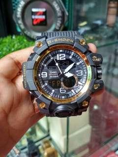 Jam tangan gshock Dual time e8541fb772