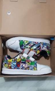 Preloved Adidas Marvel Avengers